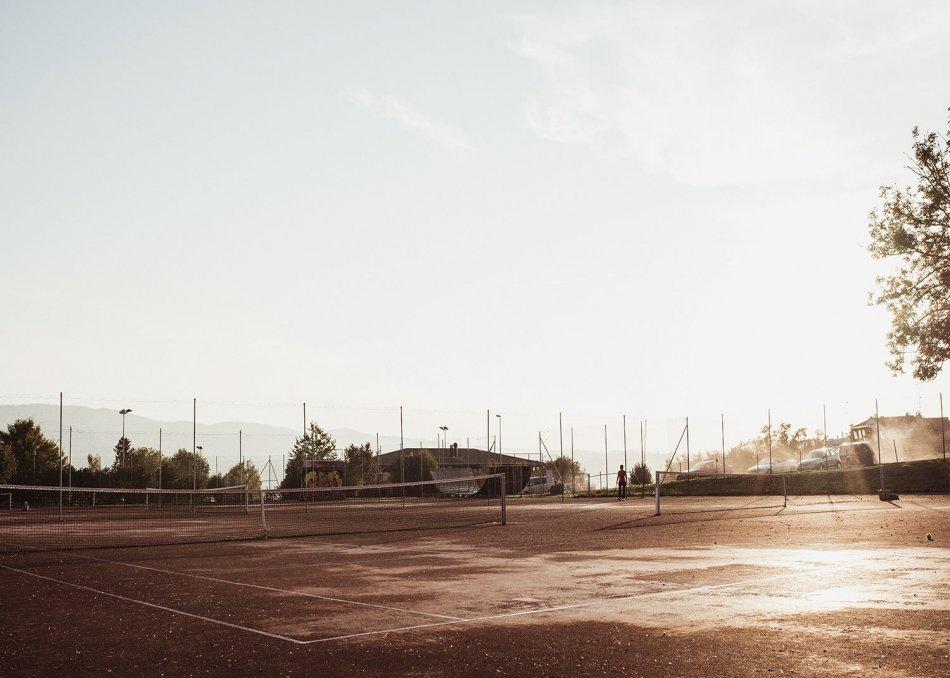 Sport Staefa am Zürichsee, Tennisplatz