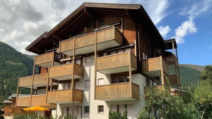 Gemütliche 3.5-Zimmer-Ferienwohnung im Obergoms (VS)