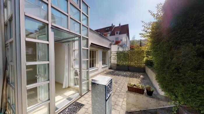 Gartenwohnung mit 2.5 Zimmer in Bonstetten (ZH)