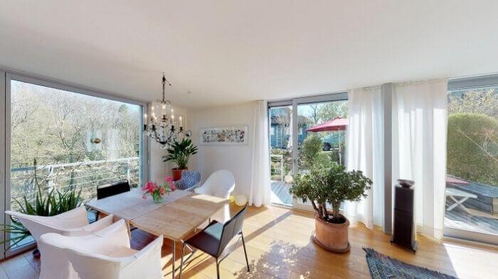 Modernes 7.5-Zimmer Einfamilienhaus im Grünen in Kreuzlingen (TG)