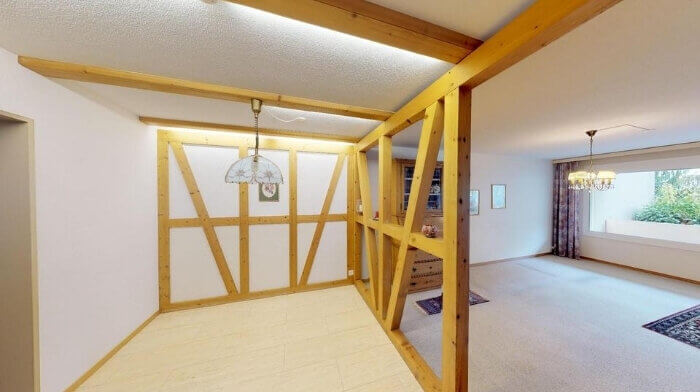 Ruhige 4.5-Zimmer-Wohnung mit Blick ins Grüne in Kirchberg (BE)