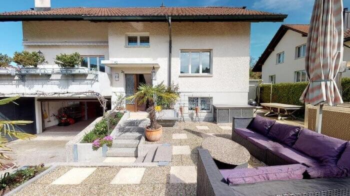 7.5 Zimmer Einfamilienhaus in Bichelsee (TG)