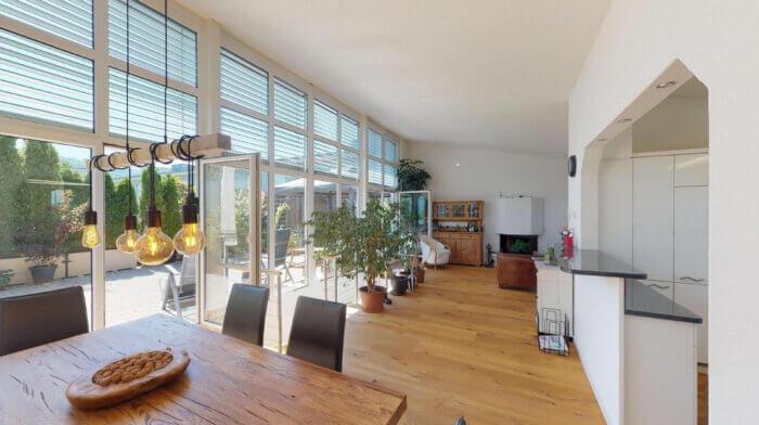 5.5-Zimmer-Maisonette-Wohnung mit grosser Terrasse in Rotkreuz (ZG)